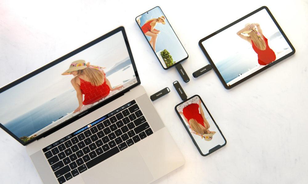 iXpand Flash Drive Luxe, una unidad flash portátil para PC, Android e iOS
