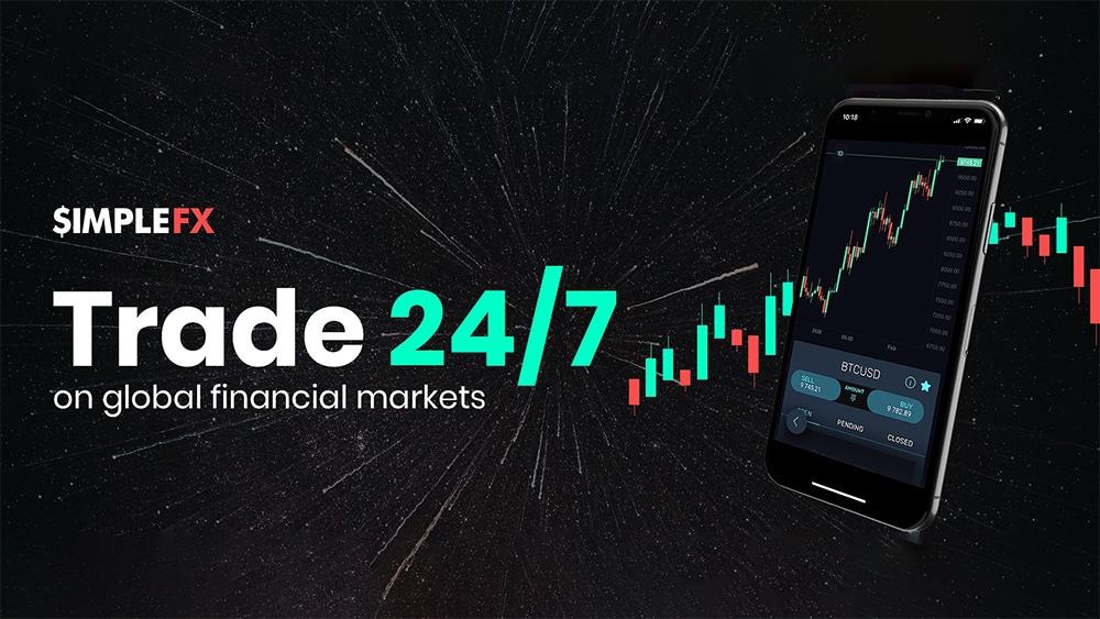 exchange para trading de bitcoin y Forex con apalancamiento de hasta 500x