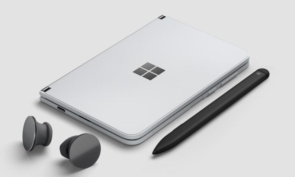 Surface Duo 2 aparece en una lista de empleo de Microsoft