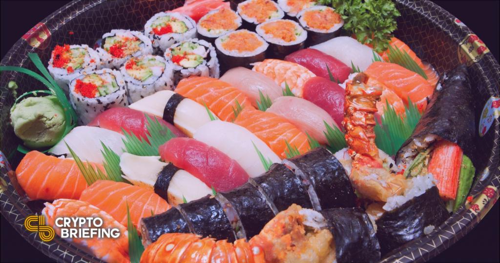 SushiSwap lanza una nueva plataforma de operaciones de préstamos y márgenes
