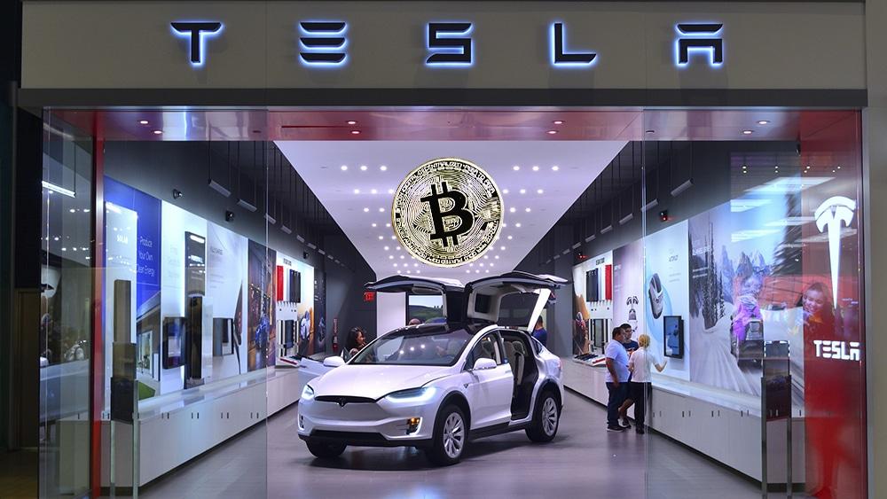 """""""Ya puedes comprar un Tesla con bitcoin"""""""