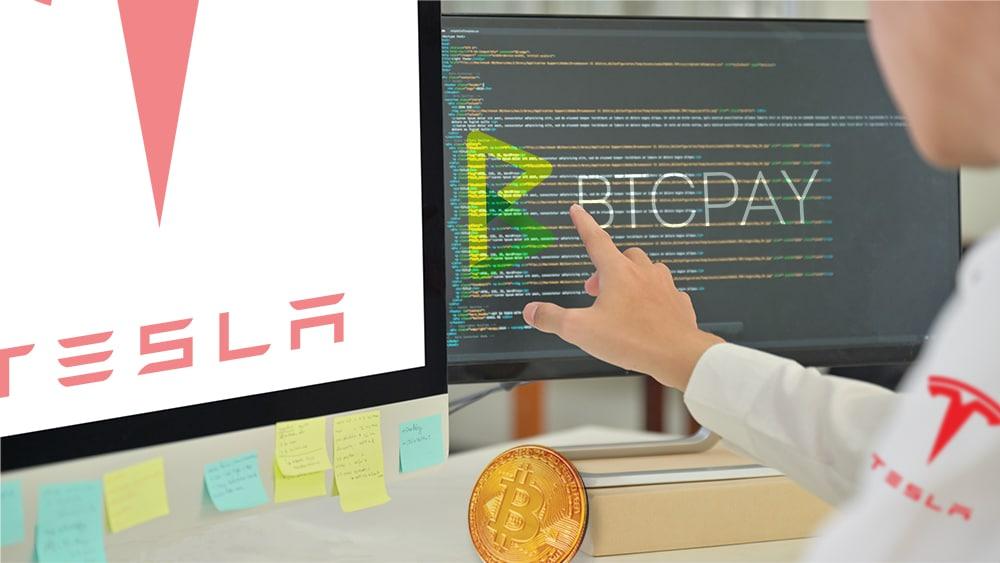 Tesla ayuda a corregir errores en el procesador de pagos con bitcoin BTCPay Server