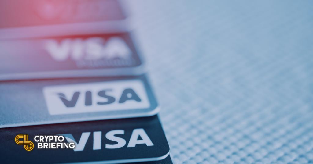 Visa permite pagos con USDC en Ethereum