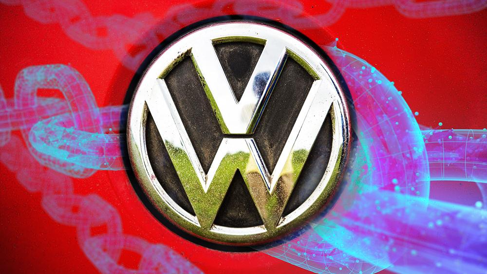 Volkswagen usa blockchain para ofrecer servicios de financiación