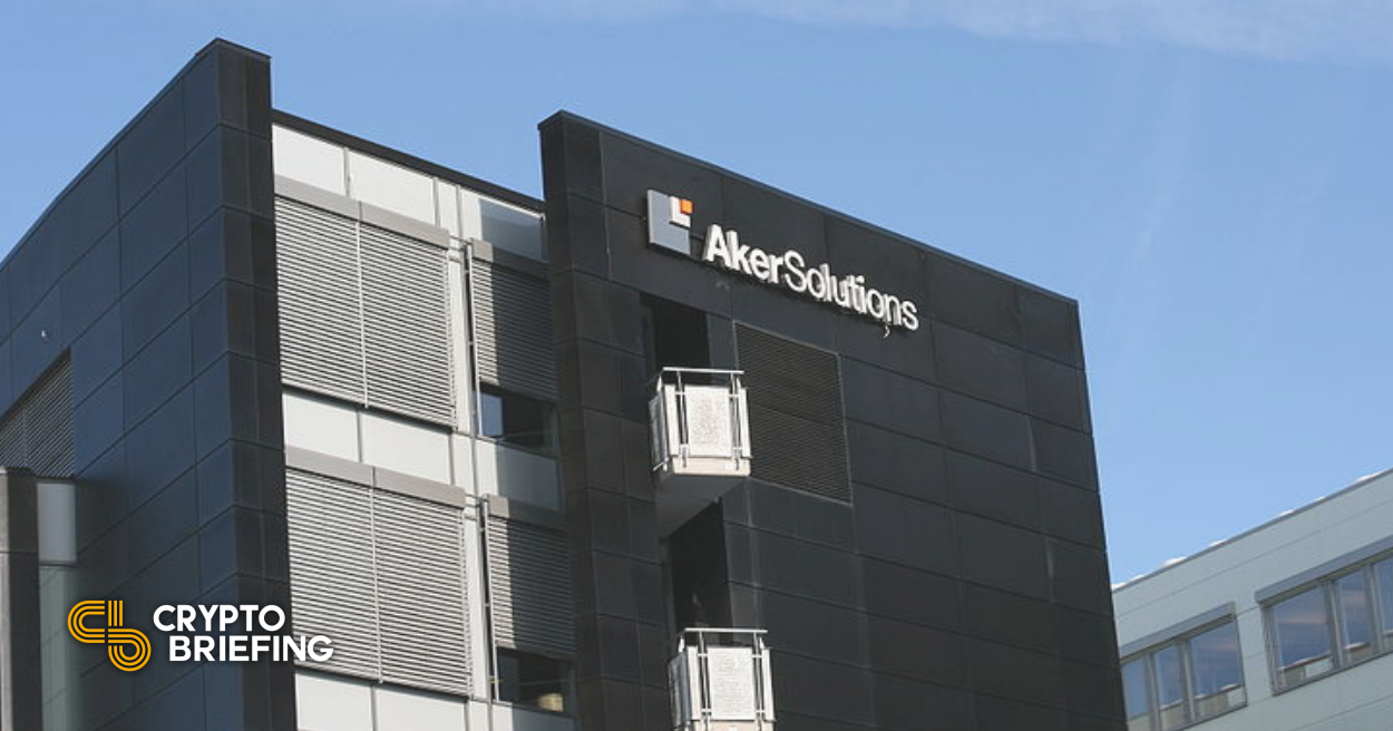 El gigante industrial noruego Aker crea una unidad de Bitcoin
