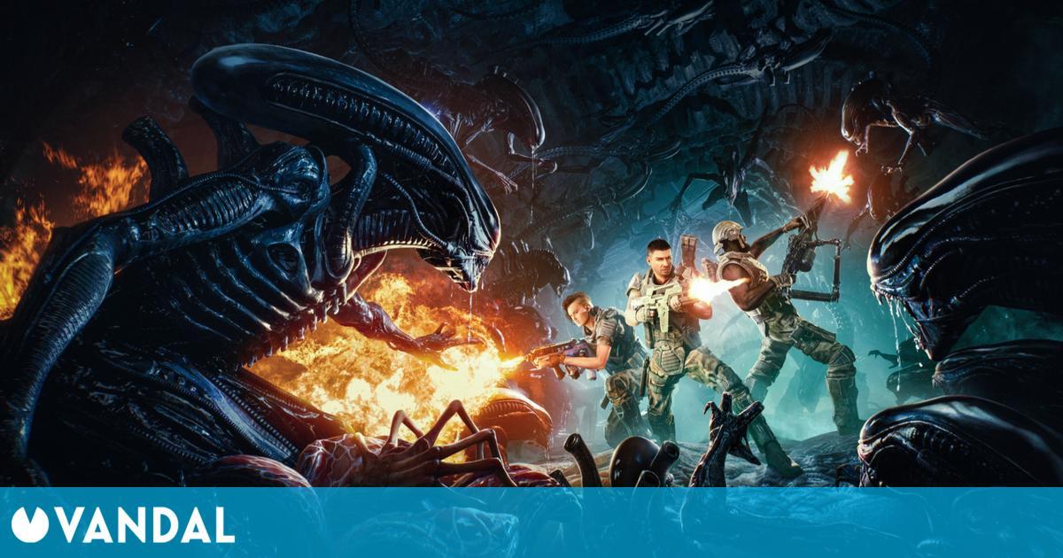 Anunciado Aliens: Fireteam, un nuevo shooter cooperativo de Alien que se lanzará en verano