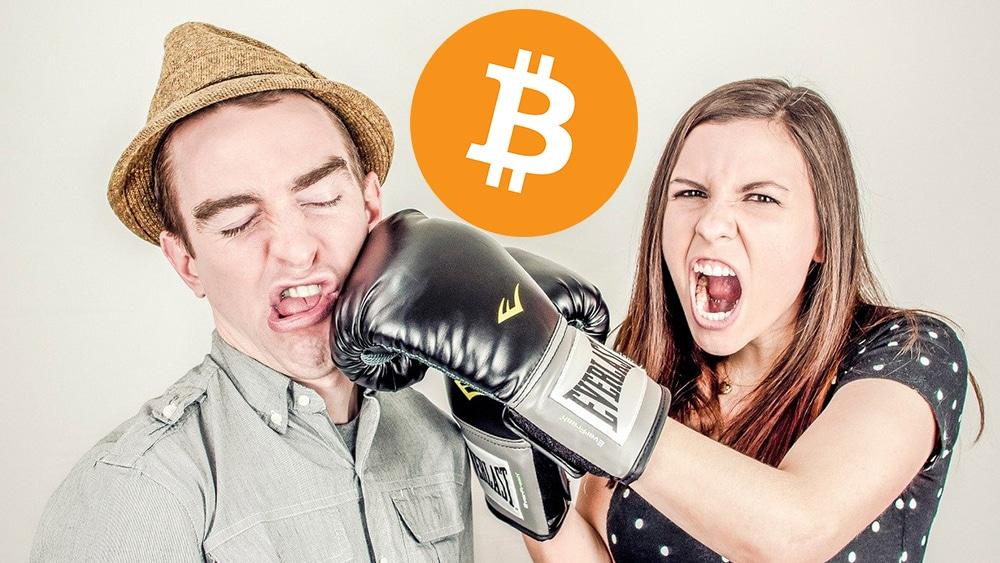 Ahora es fácil ganar cualquier discusión contra los defensores de bitcoin