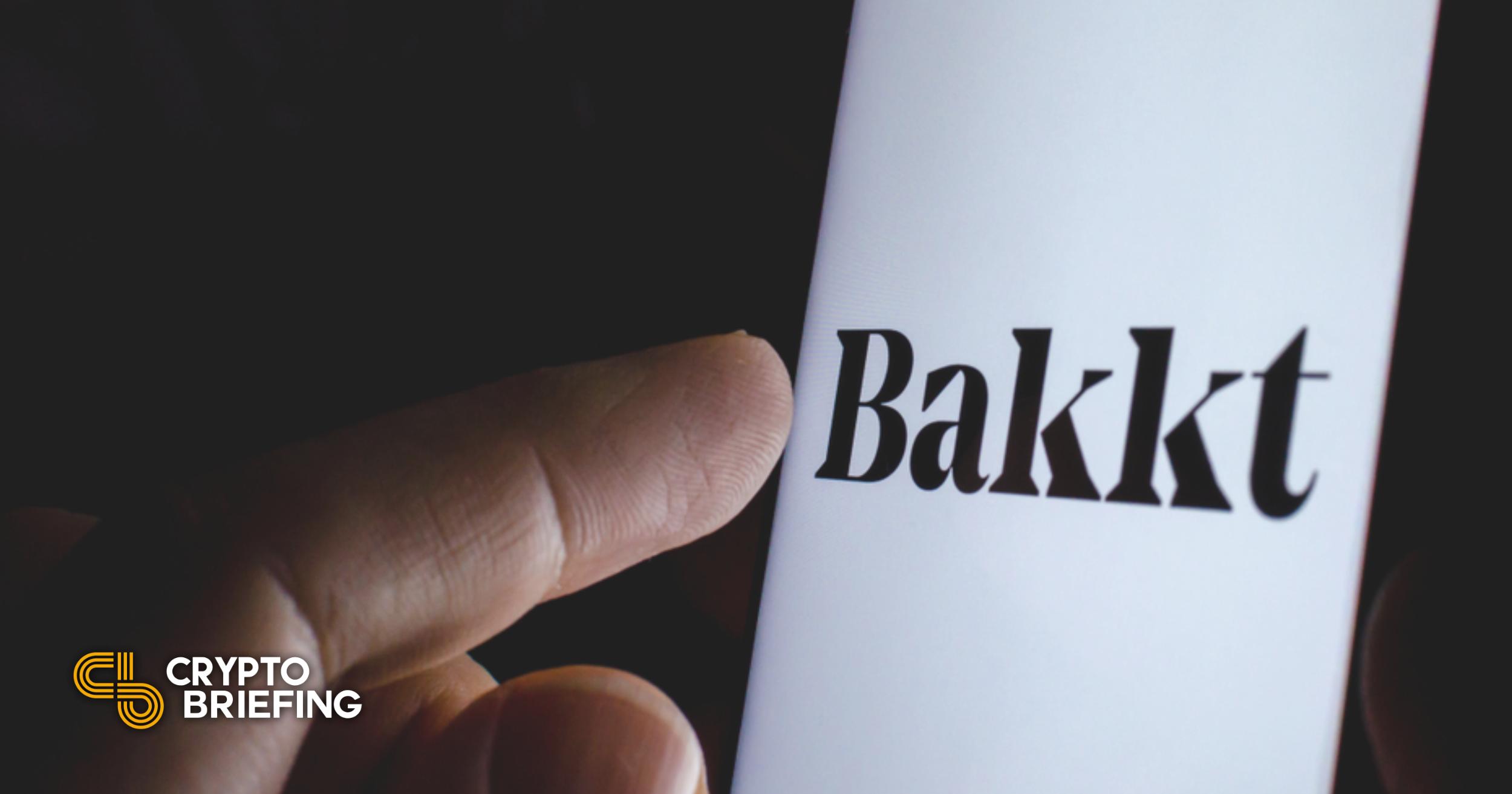 Bakkt lanza su aplicación de pagos Bitcoin
