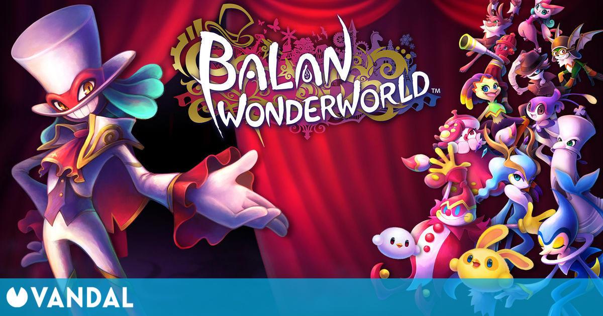 Balan Wonderworld tendrá un parche día 1 para corregir problemas de la demo