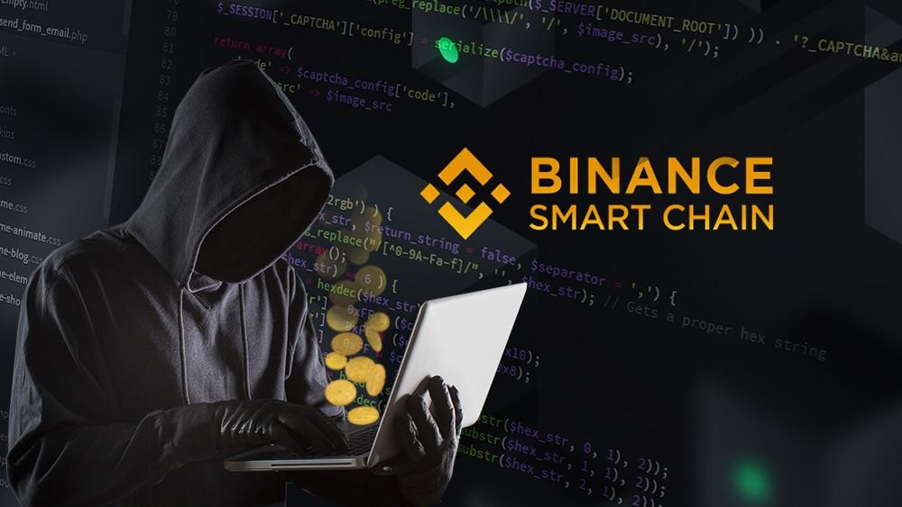 Presunto hackeo a una DeFi en Binance Smart Chain deja más de USD 30 millones en pérdidas