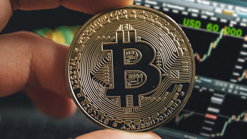 Bitcoin alcanza los USD 60.000 y establece un nuevo récord histórico