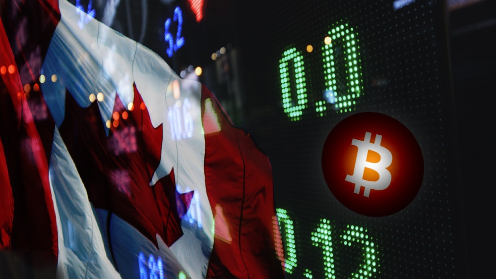 Fondos de bitcoin en los ETF de Canadá alcanzan récord de 12.326 BTC
