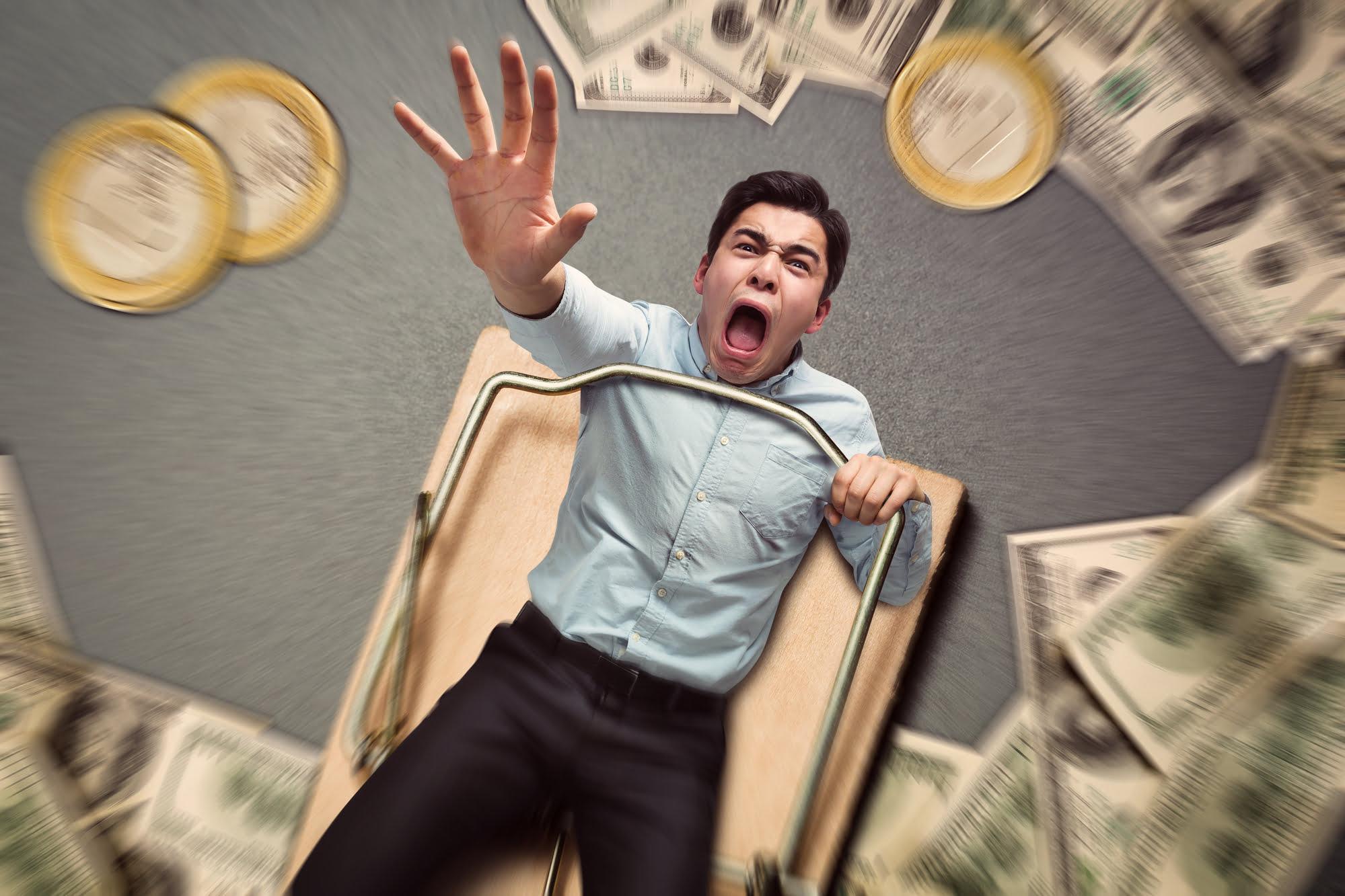 Bitcoin se sacude el rebote del dólar, pero tenga cuidado con la próxima fase bajista