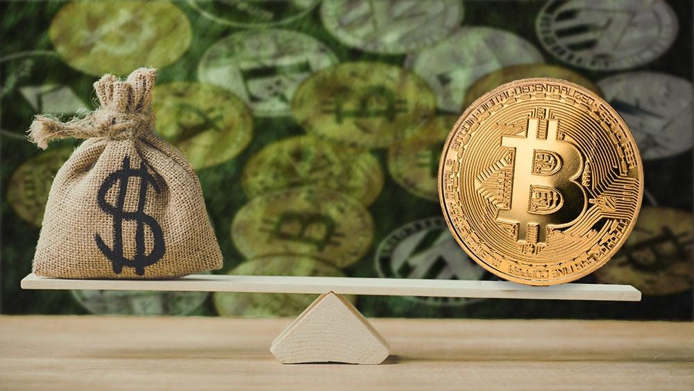 Bitcoin muestra la distribución de riqueza más balanceada entre las criptomonedas