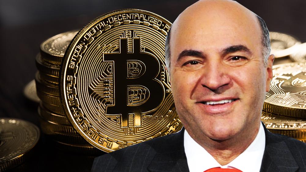 Coanfitrión de Shark Tank anuncia que tiene 3% de su portafolio de inversión en bitcoin