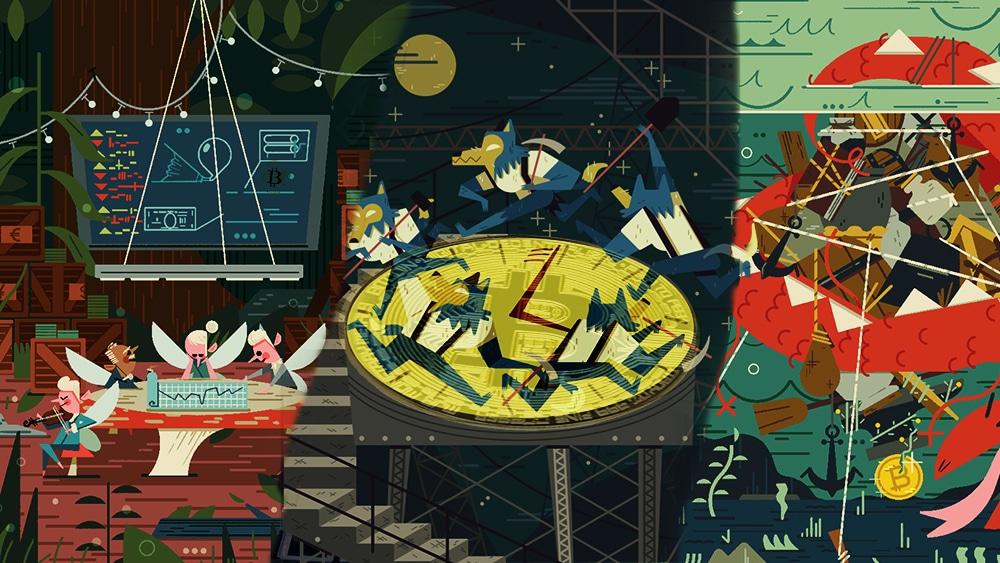 Los mitos y las criaturas legendarias de Bitcoin