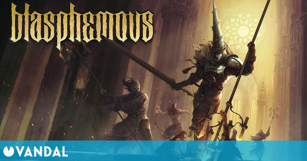 Ofertas Nintendo Switch: Blasphemous, Yooka-Laylee and the Impossible Lair y más