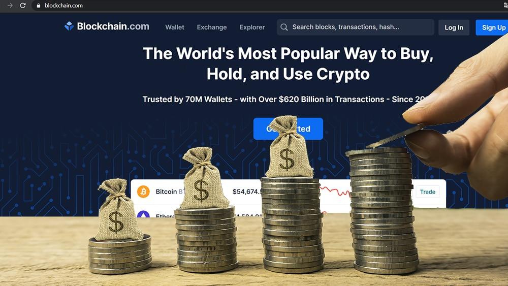 Blockchain.com alcanza un valor de USD 5 mil millones tras ronda de inversión tipo C