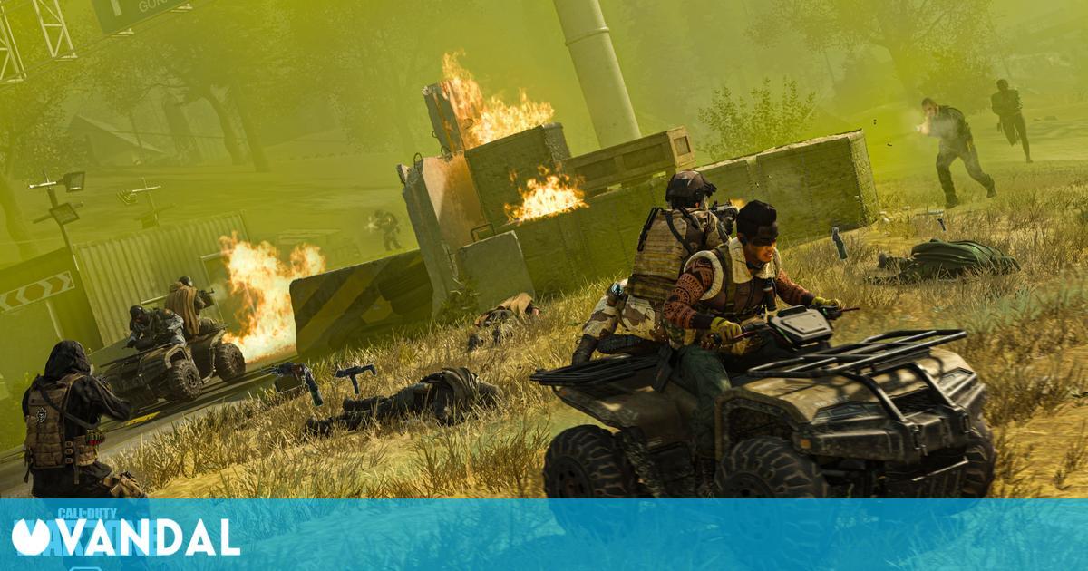 Call of Duty: Warzone elimina las cuentas de más de 13.000 tramposos