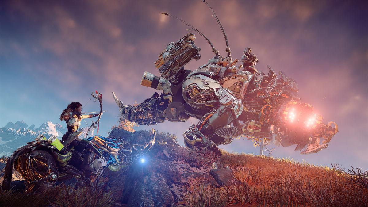 Sony regala Horizon Zero Dawn y más juegos para PS4 y PS5