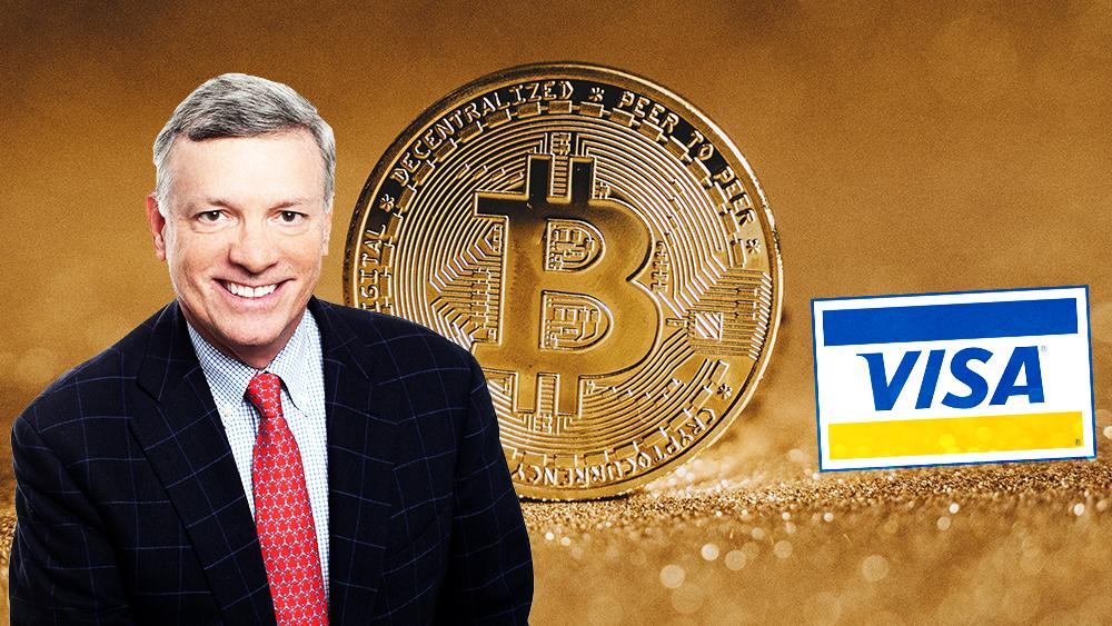 """CEO de Visa reconoce a bitcoin como """"oro digital"""""""