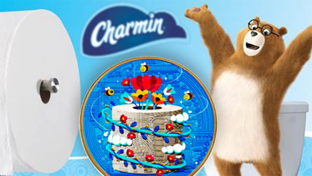 Hasta Charmin de P&G lanza sus propios NFT
