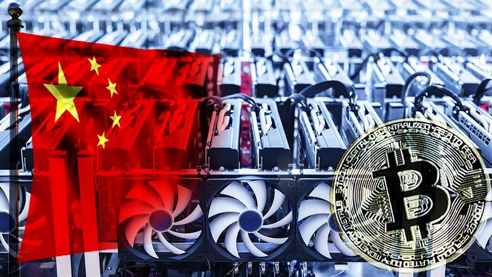 Empresas chinas expanden con 15.000 máquinas su flota de mineros para Bitcoin y Ethereum