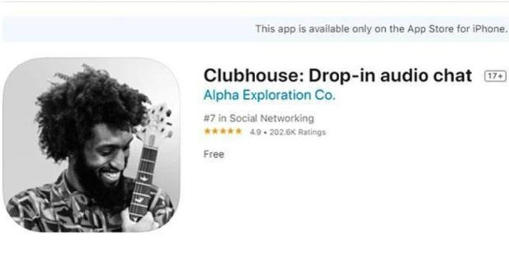 así están clonando Facebook y Twitter a Clubhouse