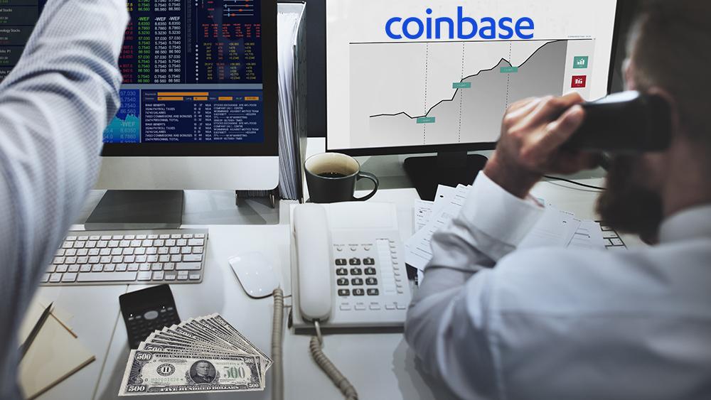 Coinbase estaría valorada en USD 90 mil millones tras subasta privada de acciones