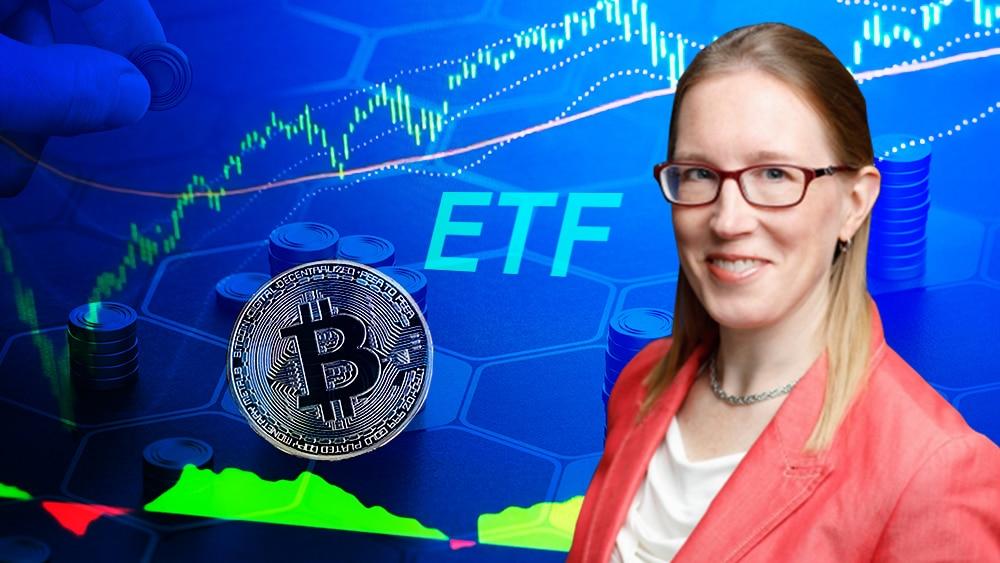 Comisionada de la SEC Hester Peirce aboga por la aprobación de un ETF de bitcoin
