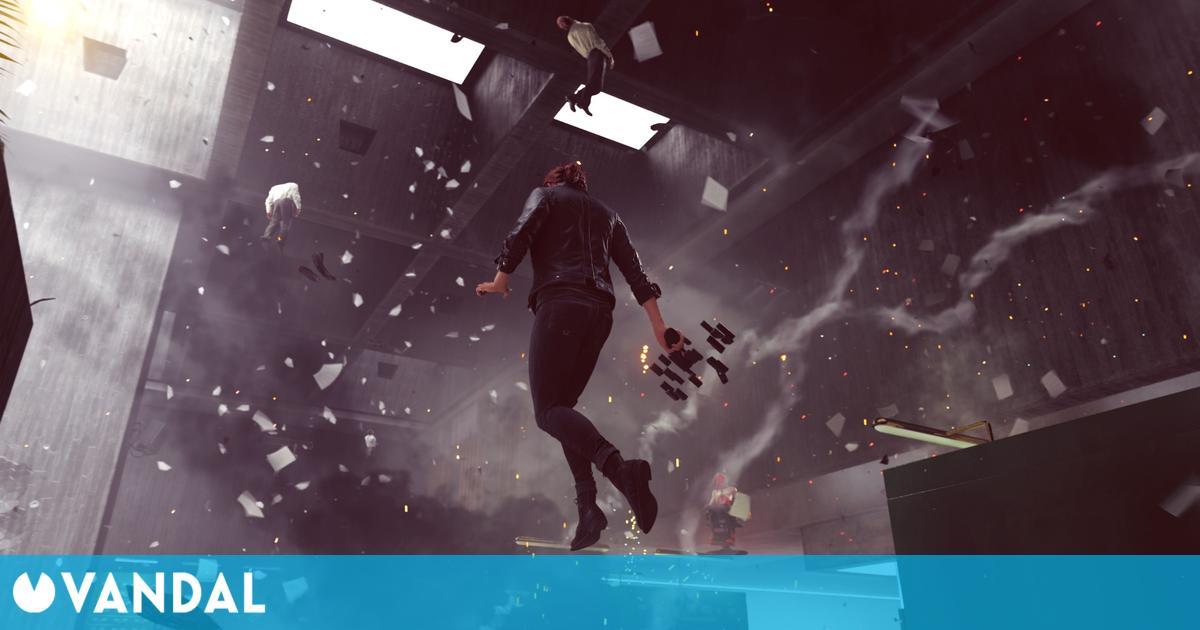 Remedy trabaja en 5 nuevos juegos con el equipo de Control está implicado en el más importante