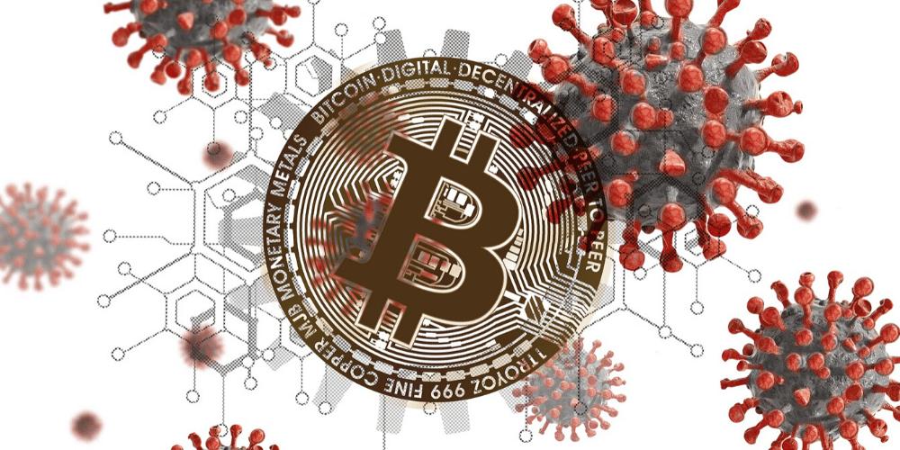 Datos positivos de bitcoin y las stablecoins a un año de la caída por coronavirus