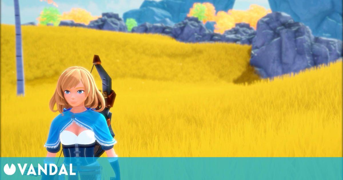 Craftopia también llegará a Xbox One y Xbox Series X/S