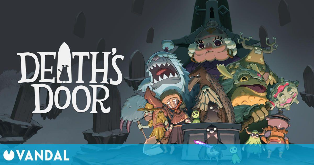 Death's Door es lo nuevo de los creadores de Titan Souls para PC, Xbox Series y Xbox One