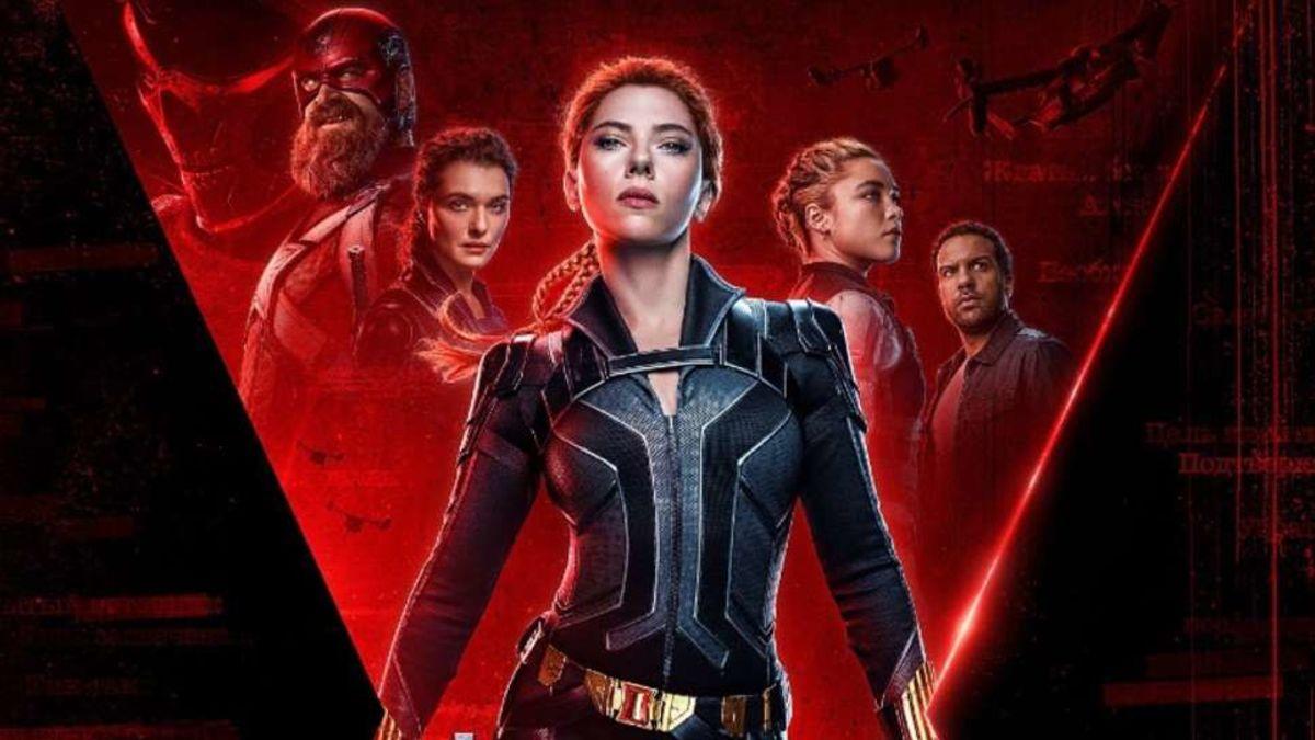 Black Widow llegará a la vez a los cines y a Disney Plus