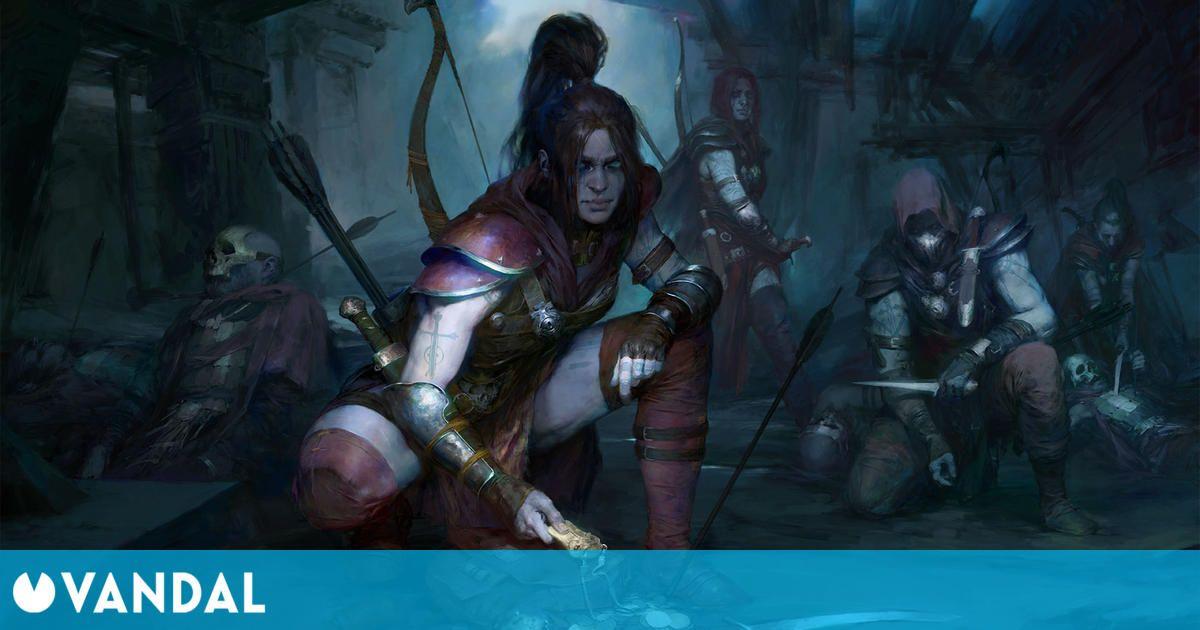 Gameplay de la Pícara, la nueva clase de Diablo 4 confirmada en la Blizzconline 2021