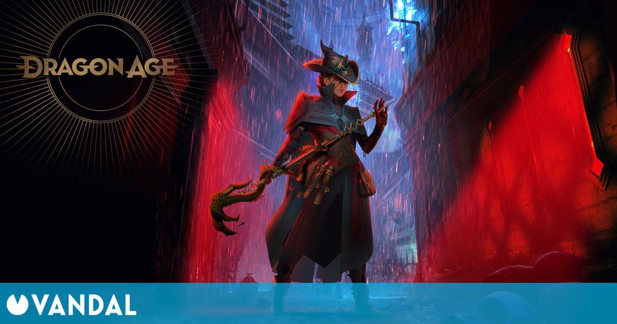 Dragon Age 4: Se muestra arte conceptual del nuevo RPG