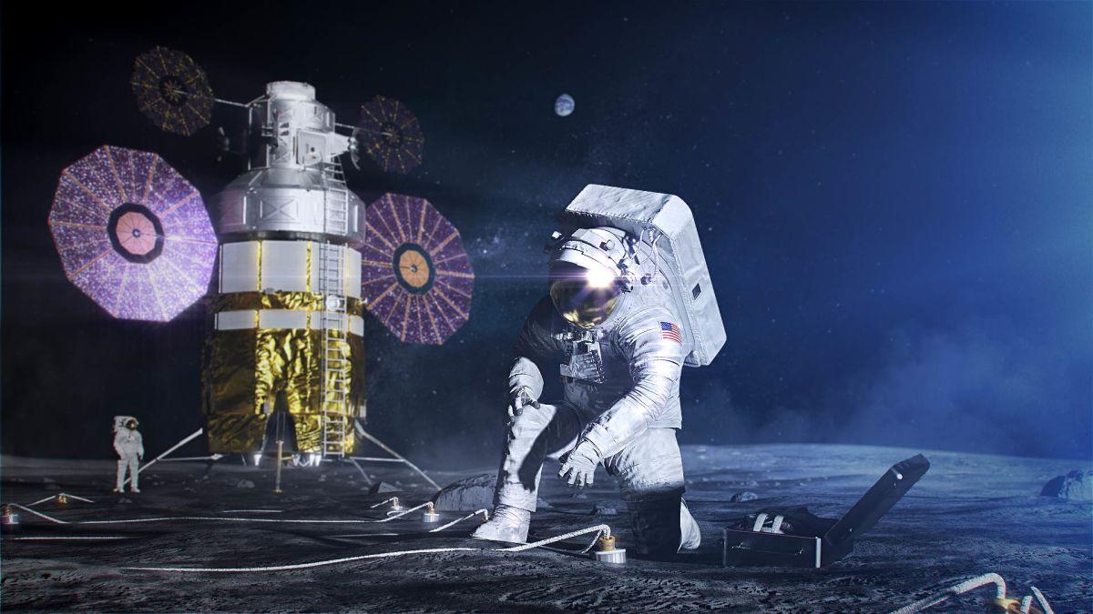 Rusia y China establecerán una base de investigación en la Luna
