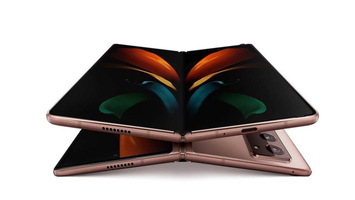 Samsung prepara un teléfono Galaxy Fold que se dobla dos veces
