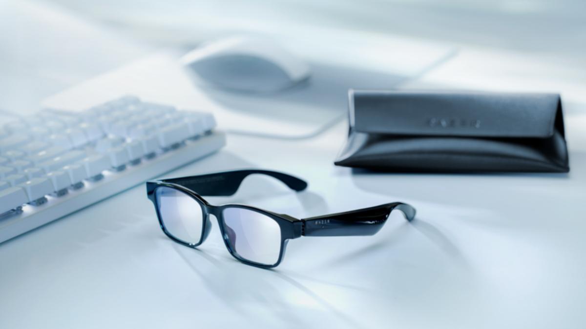 Las Razer Anzu son unas gafas inteligentes para trabajar