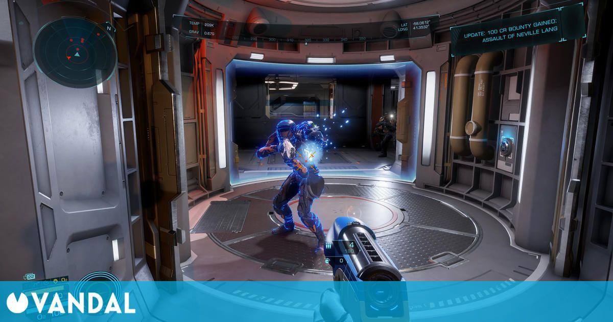 Elite Dangerous Odyssey: El contenido de la alfa, ya en PC, se lanzará en 4 fases