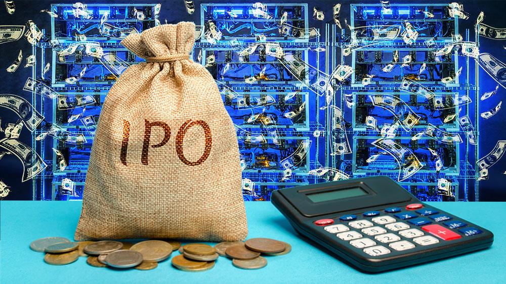 Empresa de minería de bitcoin recauda USD 200 millones en oferta pública