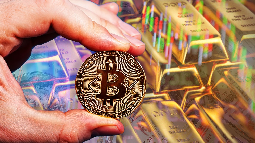 Un ETF de bitcoin de facto en Estados Unidos puede aventajar al mayor ETF del oro