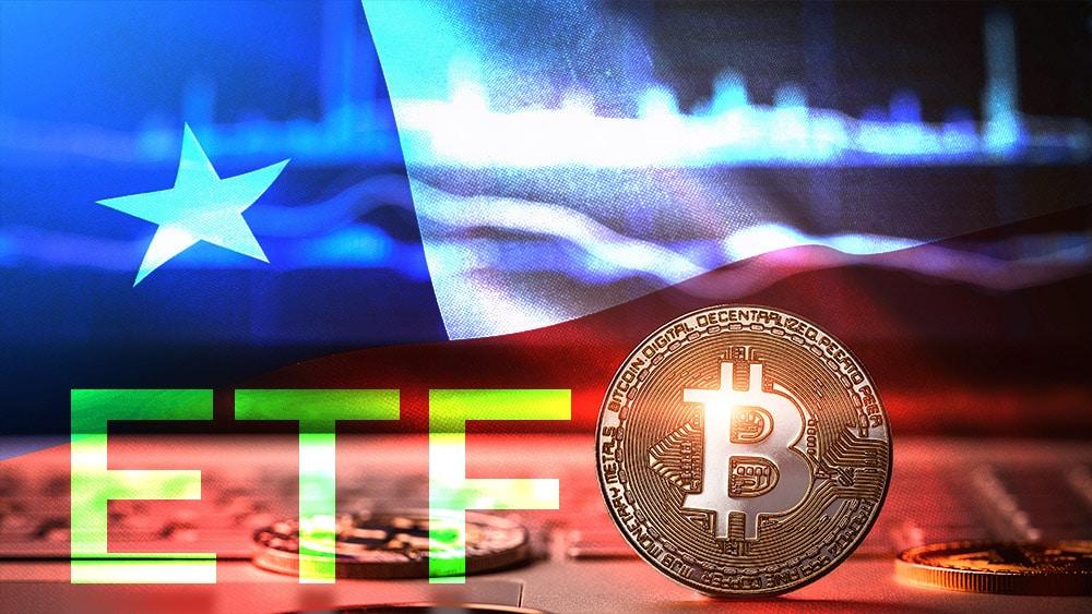 Primer ETF de bitcoin llegó a la bolsa de Santiago de Chile