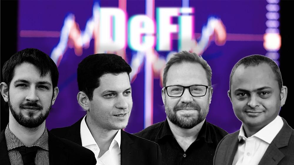 ¿Apostará la inversión institucional por las plataformas DeFi? 4 especialistas responden