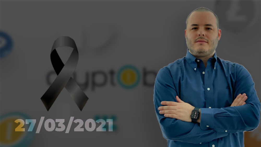 Coronavirus toma la vida de Jorge Farías, CEO de Cryptobuyer