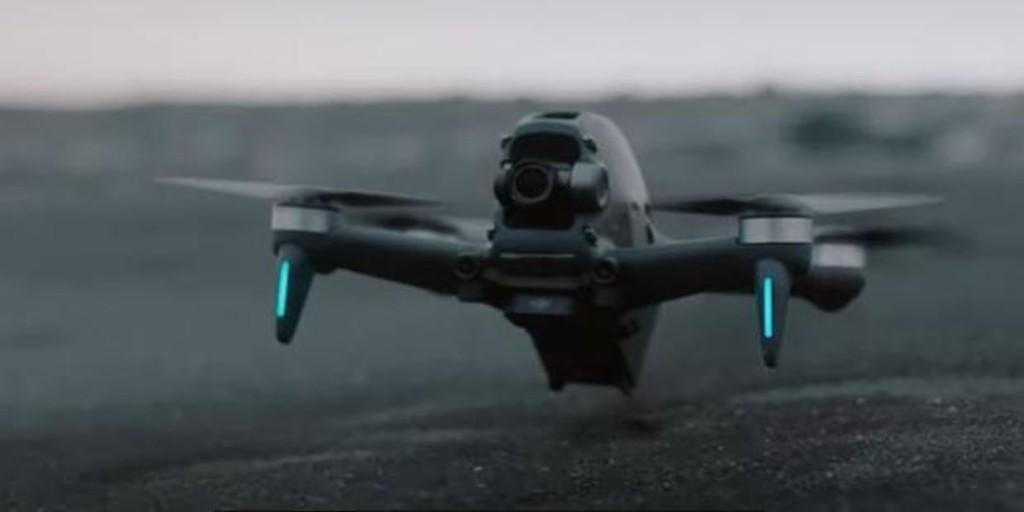 DJI presenta un dron de competición pensado para convencer a cualquier tipo de usuario