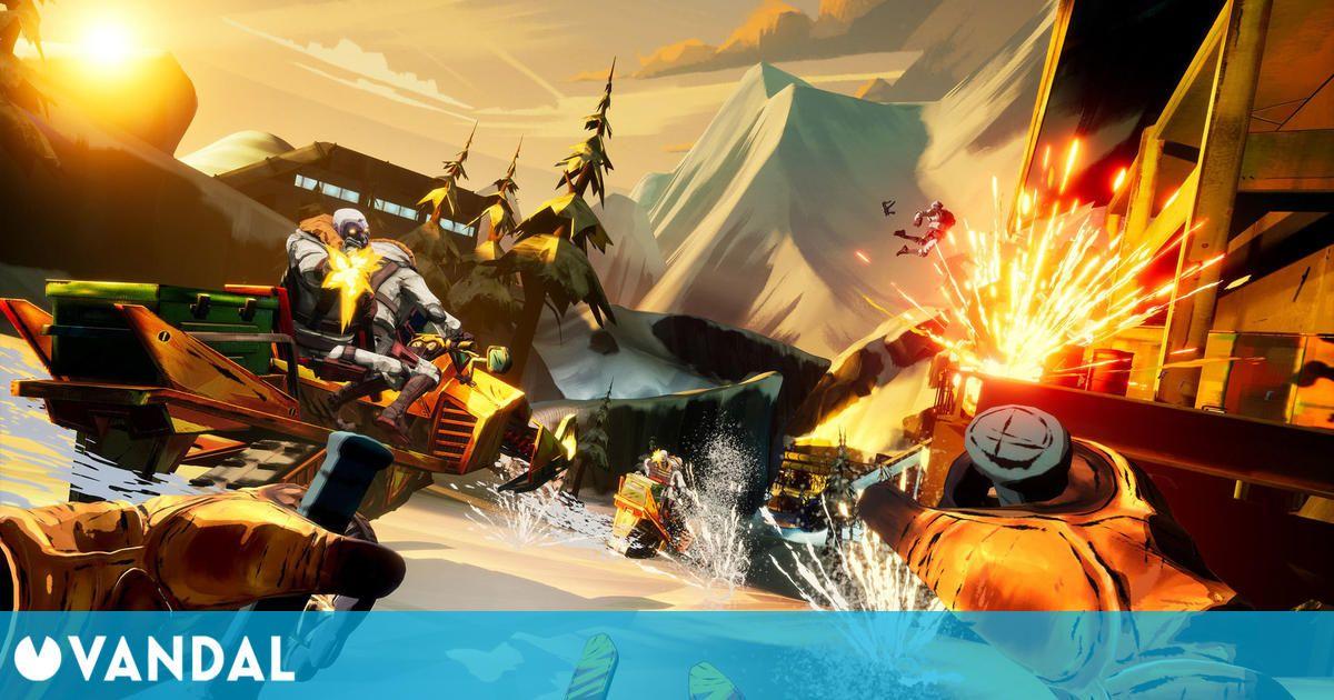 Fracked llegará a PlayStation VR este verano inspirado por La Jungla de Cristal