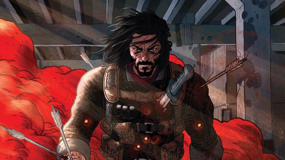 Keanu Reeves protagonizará BRZRKR en Netflix, el film de su cómic