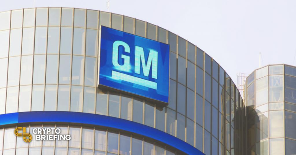 ¿General Motors planea aceptar pagos de Bitcoin?